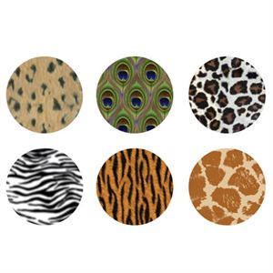 Picture of Animal Print Mini Locket Backdrops